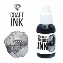 Craft Alcohol Ink Steel Harbor